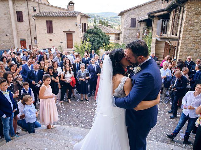 Il matrimonio di Irene e Mirko a Bevagna, Perugia 66