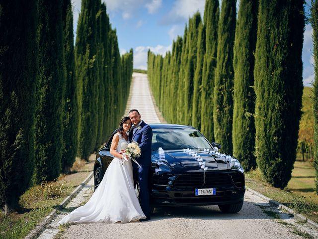 Il matrimonio di Irene e Mirko a Bevagna, Perugia 67