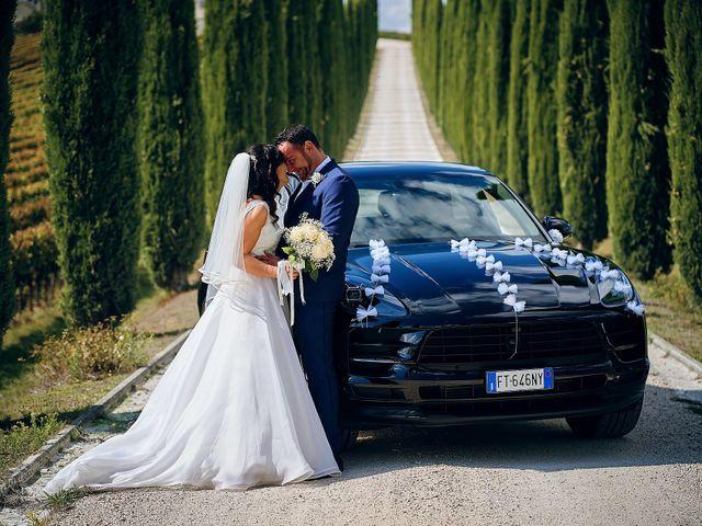Il matrimonio di Irene e Mirko a Bevagna, Perugia 68