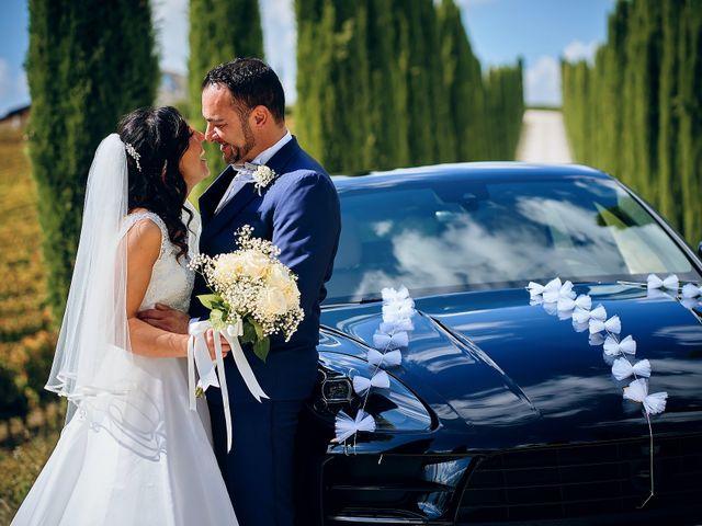 Il matrimonio di Irene e Mirko a Bevagna, Perugia 69