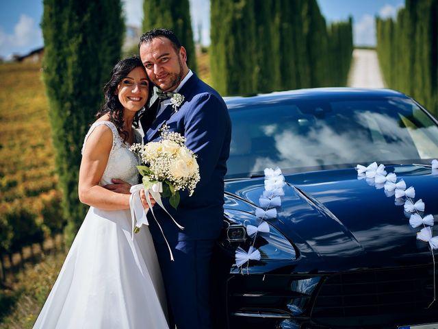 Il matrimonio di Irene e Mirko a Bevagna, Perugia 70
