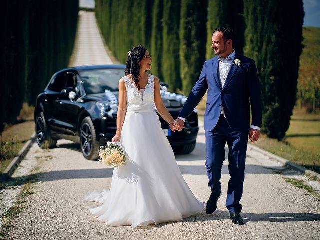 Il matrimonio di Irene e Mirko a Bevagna, Perugia 71