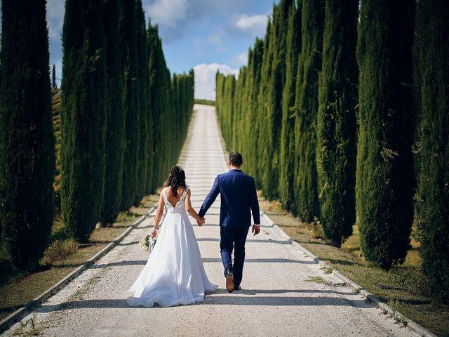 Il matrimonio di Irene e Mirko a Bevagna, Perugia 72