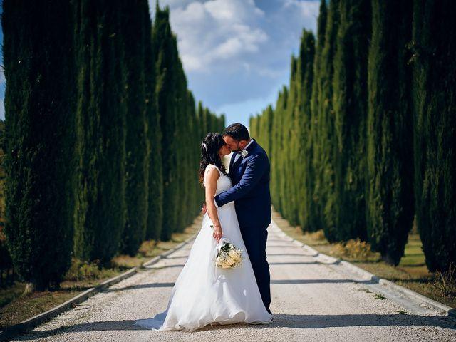 Il matrimonio di Irene e Mirko a Bevagna, Perugia 73