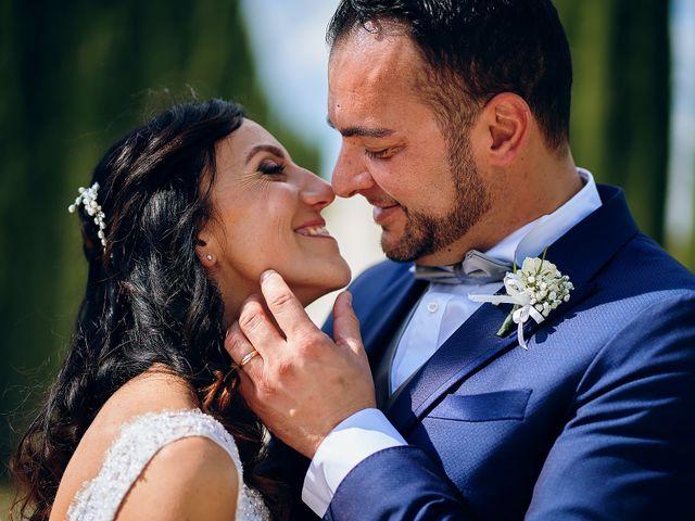 Il matrimonio di Irene e Mirko a Bevagna, Perugia 74