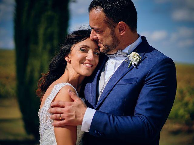 Il matrimonio di Irene e Mirko a Bevagna, Perugia 75