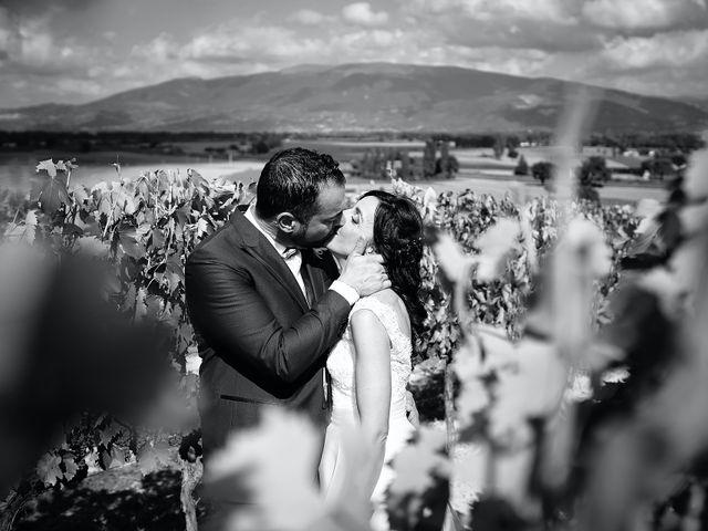 Il matrimonio di Irene e Mirko a Bevagna, Perugia 77