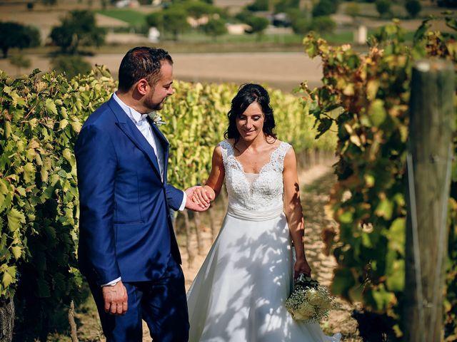 Il matrimonio di Irene e Mirko a Bevagna, Perugia 79