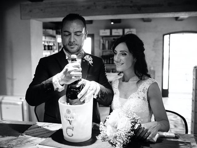 Il matrimonio di Irene e Mirko a Bevagna, Perugia 80