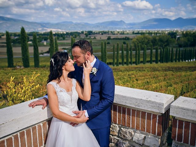 Il matrimonio di Irene e Mirko a Bevagna, Perugia 83