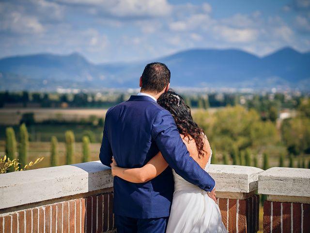 Il matrimonio di Irene e Mirko a Bevagna, Perugia 85