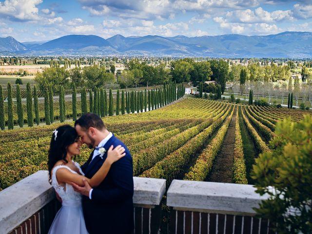Il matrimonio di Irene e Mirko a Bevagna, Perugia 1