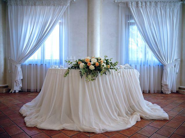 Il matrimonio di Irene e Mirko a Bevagna, Perugia 87