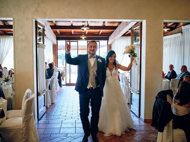 Il matrimonio di Irene e Mirko a Bevagna, Perugia 92