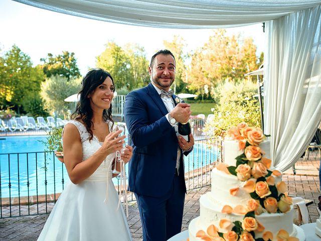 Il matrimonio di Irene e Mirko a Bevagna, Perugia 96