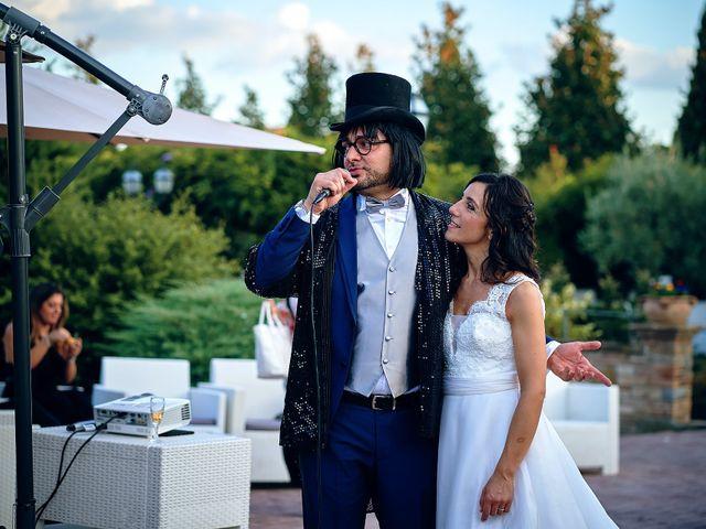 Il matrimonio di Irene e Mirko a Bevagna, Perugia 99