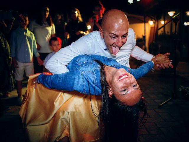 Il matrimonio di Irene e Mirko a Bevagna, Perugia 101