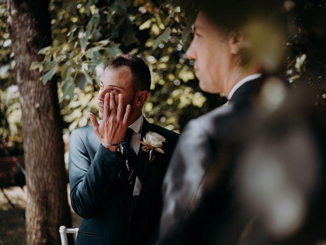 Il matrimonio di Cris e Tom a Giavera del Montello, Treviso 10
