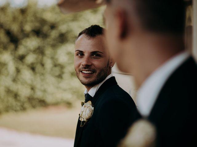 Il matrimonio di Cris e Tom a Giavera del Montello, Treviso 23