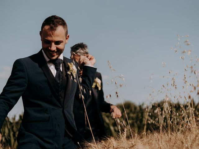 Il matrimonio di Cris e Tom a Giavera del Montello, Treviso 2