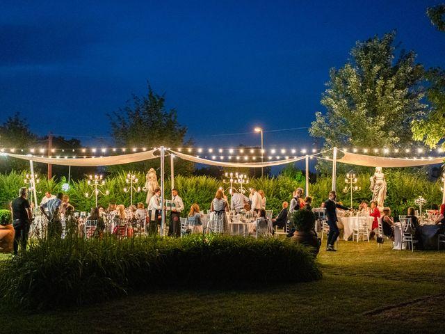 Il matrimonio di Cris e Tom a Giavera del Montello, Treviso 31