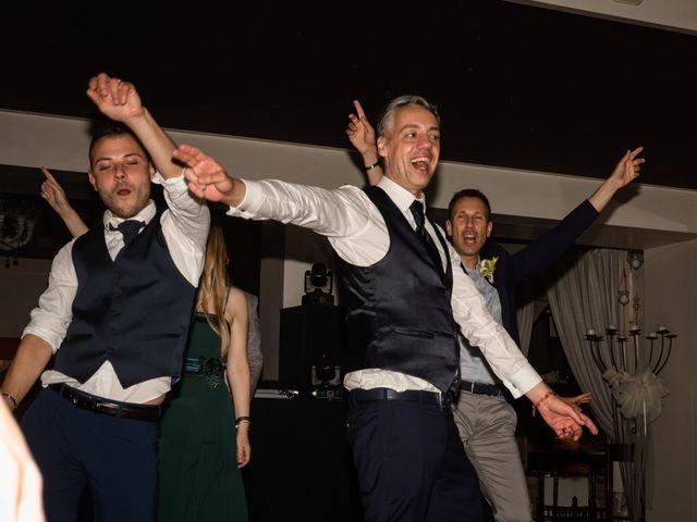 Il matrimonio di Cris e Tom a Giavera del Montello, Treviso 32