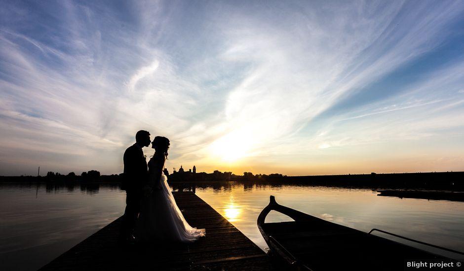 Il matrimonio di Peter e Silvia a Roncoferraro, Mantova