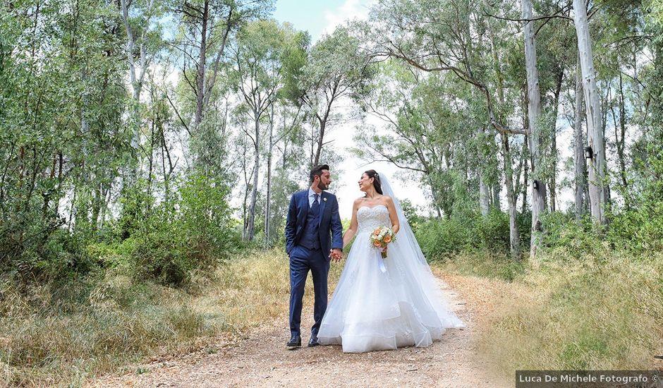 Il matrimonio di Antonio e Carla a Corato, Bari
