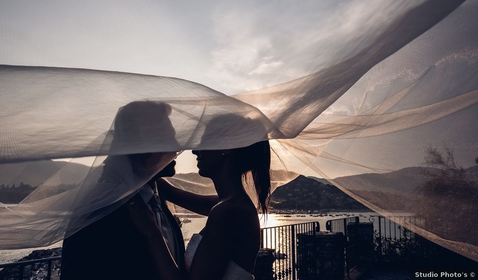 Il matrimonio di Giacomo e Giulia a Zoagli, Genova