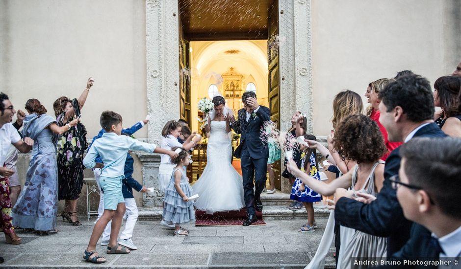 Il matrimonio di Riccardo e Siriana a Martignano, Lecce