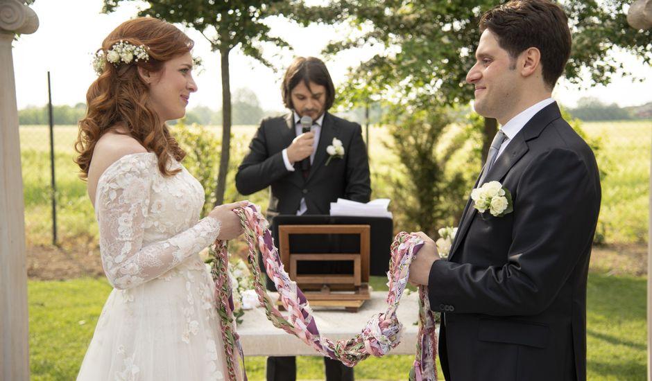 Il matrimonio di Fabiano e Chiara a Castiglione delle Stiviere, Mantova