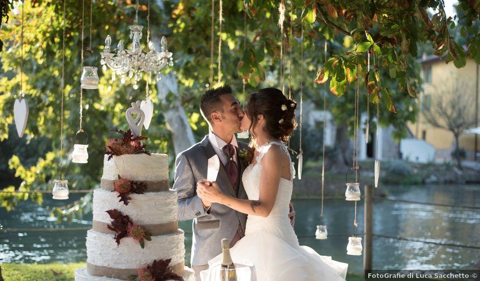 Il matrimonio di Nicola e Giada a Volta Mantovana, Mantova