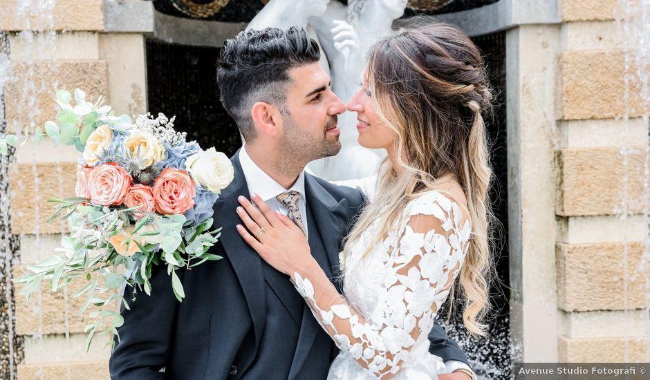 Il matrimonio di Oscar e Sofia a Stresa, Verbania