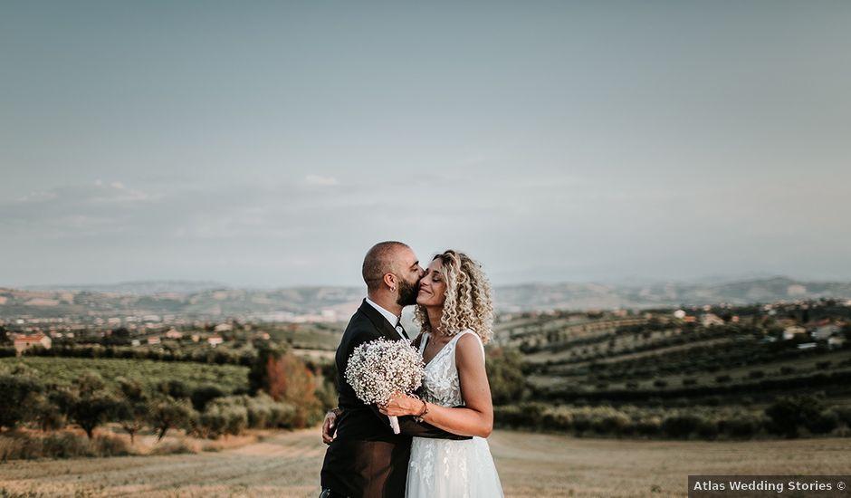 Il matrimonio di Graziano e Anna a Mosciano Sant'Angelo, Teramo