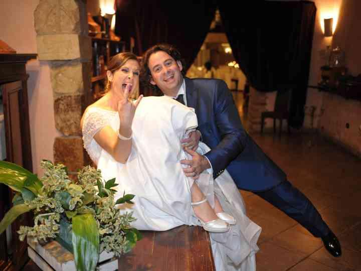 le nozze di Maria Giulia e Gabriele