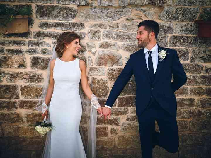 le nozze di Ilaria e Jacopo