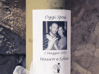 Le nozze di Sylvia e Mauro 1