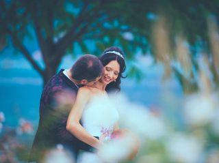 Le nozze di Majra e Alex