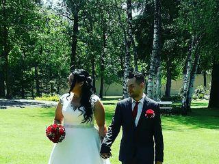 Le nozze di Chiara e Christian 2
