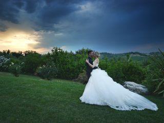 Le nozze di Emanuela e Tomas