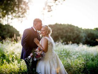 Le nozze di Alexandra e Benedetto