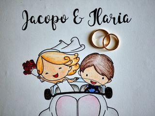 Le nozze di Ilaria e Jacopo 1