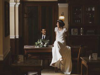 Le nozze di Noki e Pierfrancesco