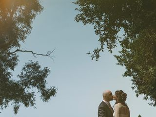 Le nozze di Romina e Vincenzo