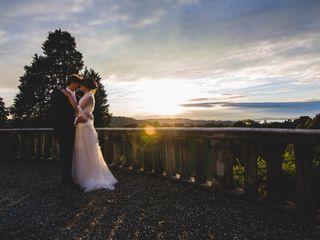 Le nozze di Kateryna e Stefano