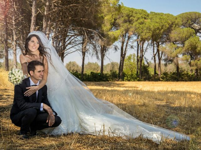 le nozze di Roberta  e Alessandro