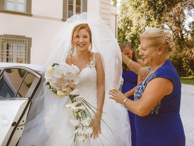 Il matrimonio di Steve e Virginia a Pisa, Pisa 13