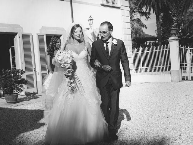 Il matrimonio di Steve e Virginia a Pisa, Pisa 16
