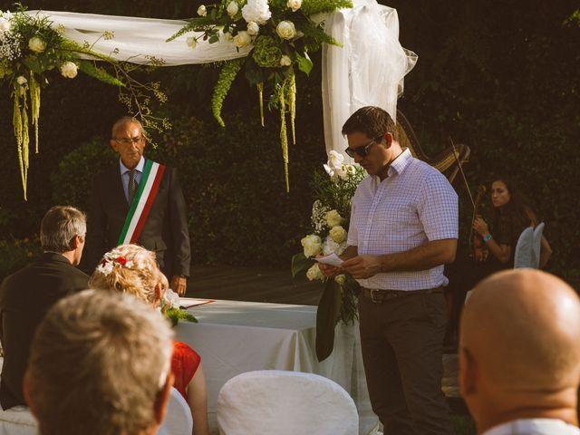 Il matrimonio di Steve e Virginia a Pisa, Pisa 23
