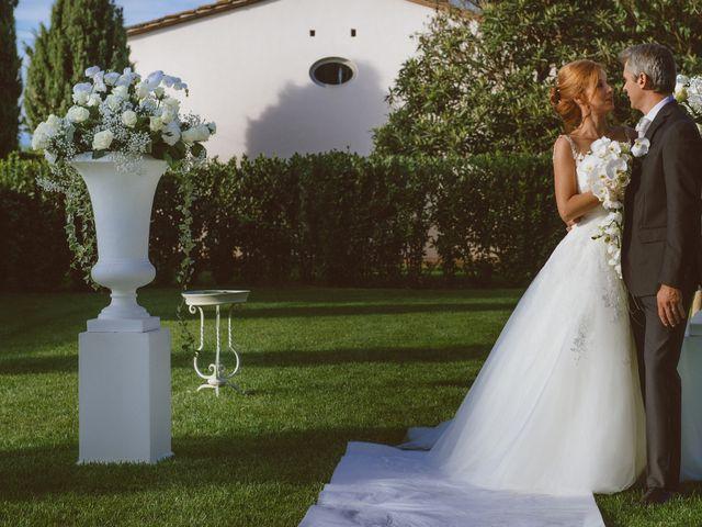 Il matrimonio di Steve e Virginia a Pisa, Pisa 55
